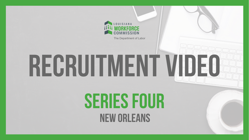 New Orleans Recruitment Video